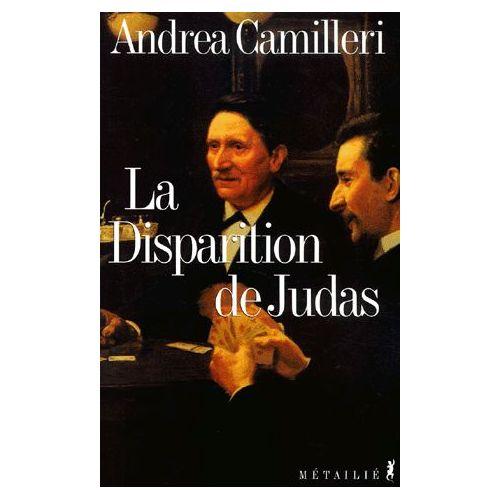 Camilleri-Andrea-La-Disparition-De-Judas