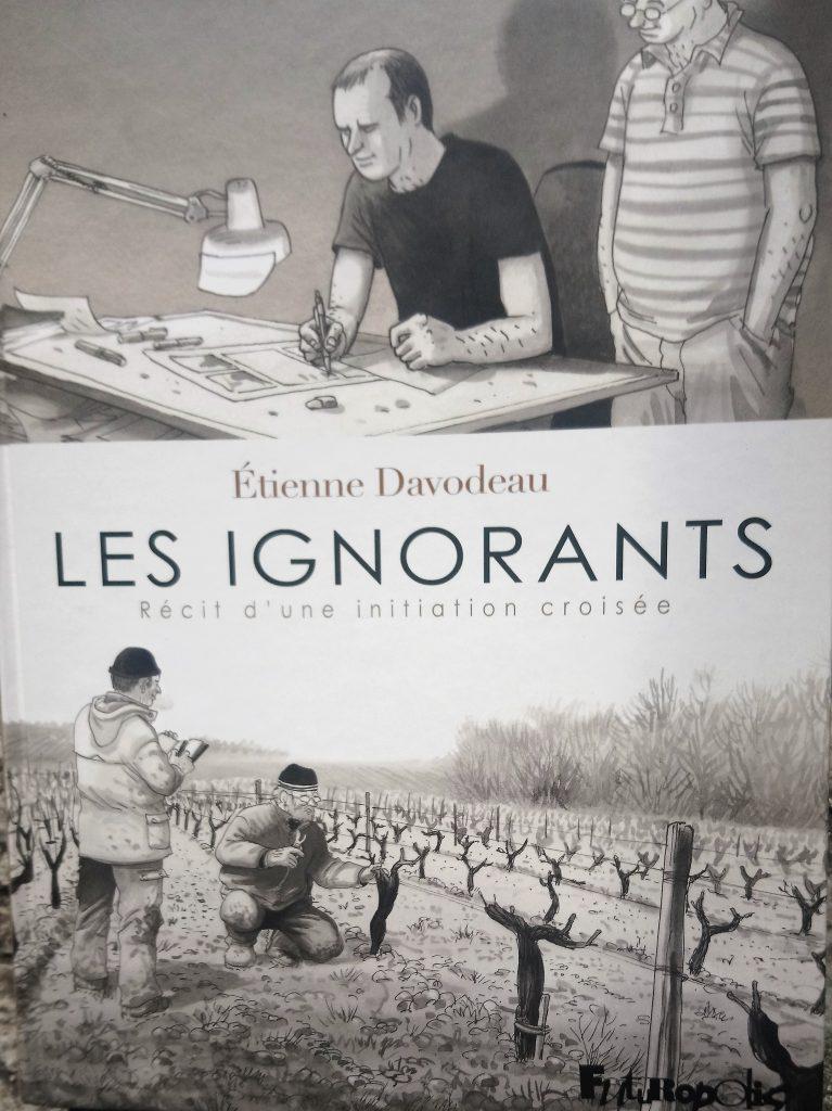 BD Les ingorants_Davodeau